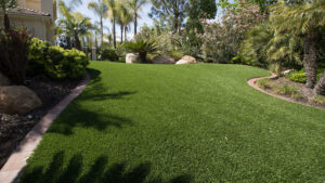 residential artificial lawn